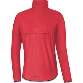 GORE WEAR R3 Gore Windstopper Jacket Women, rojo